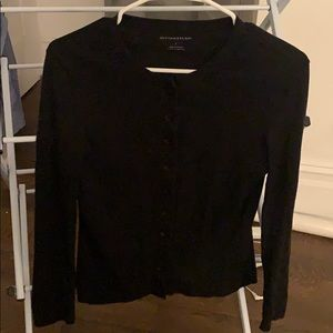 Great for work black cardigan